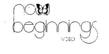 NEW BEGINNINGS VIDEO