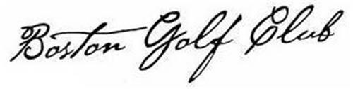 BOSTON GOLF CLUB
