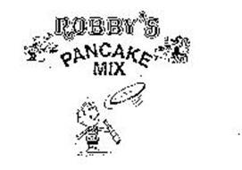 ROBBY'S PANCAKE MIX