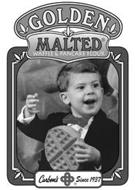 GOLDEN MALTED WAFFLE AND PANCAKE FLOUR CARBON'S SINCE 1937