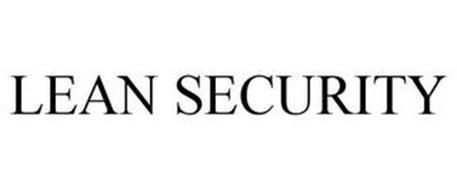 LEAN SECURITY