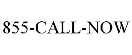 855-CALL-NOW