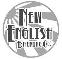 NEW ENGLISH BREWING CO.