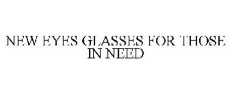 NEW EYES GLASSES FOR THOSE IN NEED