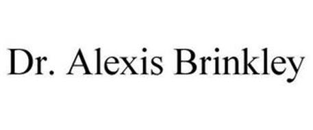 DR. ALEXIS BRINKLEY