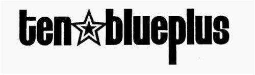 TEN BLUEPLUS