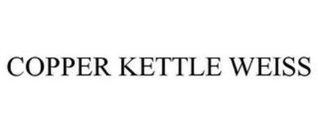 COPPER KETTLE WEISS
