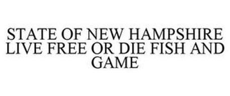State of new hampshire live free or die fish and game for Nh fish and game license