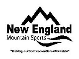 "NEW ENGLAND MOUNTAIN SPORTS ""MAKING OUTDOOR RECREATION AFFORDABLE"""