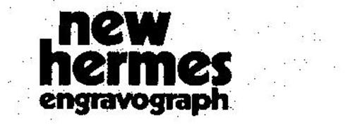NEW HERMES ENGRAVOGRAPH