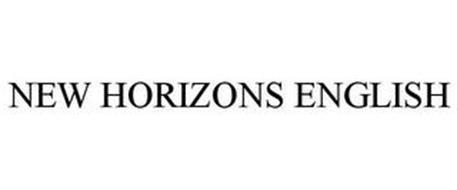 NEW HORIZONS ENGLISH
