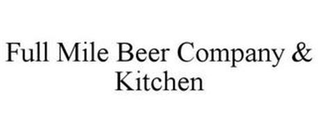 FULL MILE BEER COMPANY & KITCHEN