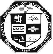 NEW MEXICO INSTITUTE OF MINING AND TECHNOLOGY 1889