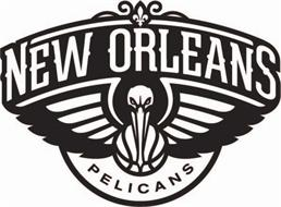 New Orleans Pelicans Trademark Of New Orleans Pelicans Nba