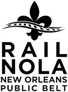 RAIL NOLA NEW ORLEANS PUBLIC BELT