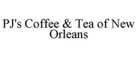 PJ'S COFFEE & TEA OF NEW ORLEANS