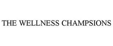 THE WELLNESS CHAMPIONS