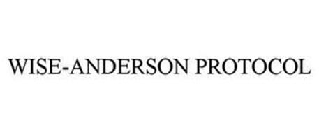 WISE-ANDERSON PROTOCOL