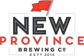 NEW PROVINCE BREWING CO ESTD 2014