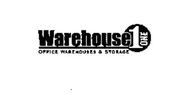 1 WAREHOUSE ONE OFFICE WAREHOUSES & STORAGE