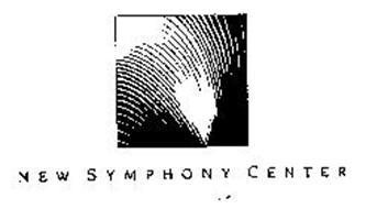 NEW SYMPHONY CENTER