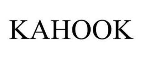 KAHOOK