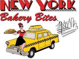 NEW YORK BAKERY BITES TAXI NYBB01 NYBB