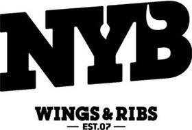 NYB WINGS & RIBS -EST.07-