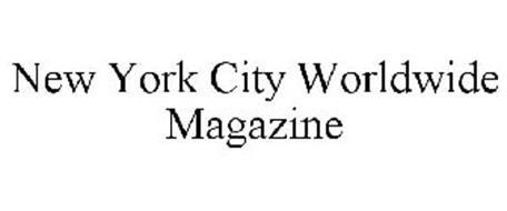 NEW YORK CITY WORLDWIDE MAGAZINE