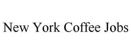 NEW YORK COFFEE JOBS
