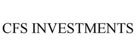 CFS INVESTMENTS