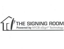 THE SIGNING ROOM POWERED BY NYCB ESIGN TECHNOLOGY