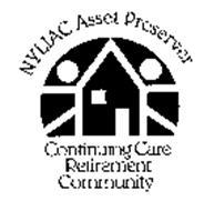 NYLIAC ASSET PRESERVER CONTINUING CARE RETIREMENT COMMUNITY