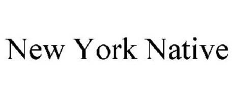 NEW YORK NATIVE