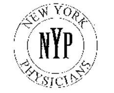 NEW YORK PHYSICIANS NYP