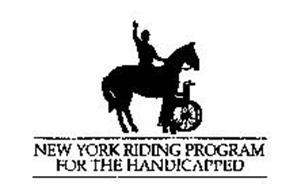 NEW YORK RIDING PROGRAM FOR THE HANDICAPPED