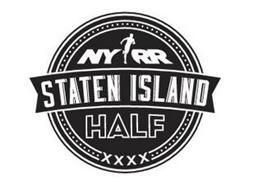 NY RR STATEN ISLAND HALF XXXX
