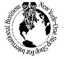 NEW YORK-ONE STOP SHOP FOR INTERNATIONAL BUSINESS