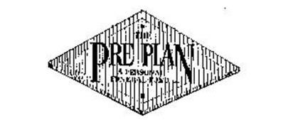 THE PRE PLAN A PERSONAL FUNERAL FUND