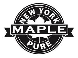 NEW YORK MAPLE PURE