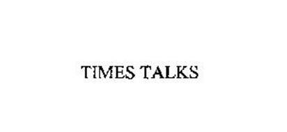 TIMES TALKS