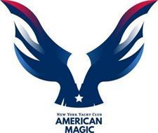 NEW YORK YACHT CLUB AMERICAN MAGIC