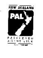 NEW ZEALAND PAL PREFERRED AGENT LINK NEW ZEALAND TOURISM BOARD
