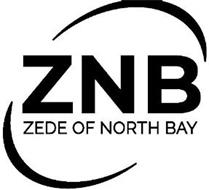 ZNB ZEDE OF NORTH BAY