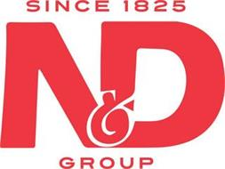 SINCE 1825 N&D GROUP