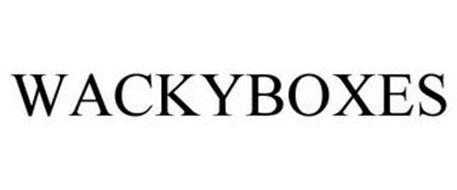WACKYBOXES