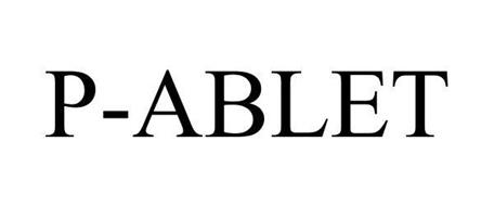 P-ABLET