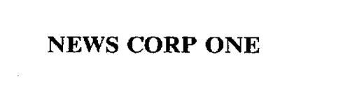 NEWS CORP ONE