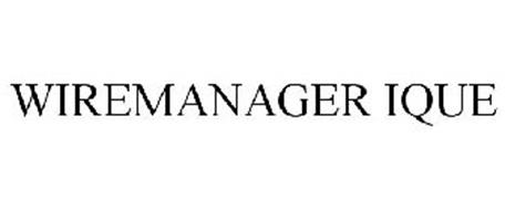 WIREMANAGER IQUE