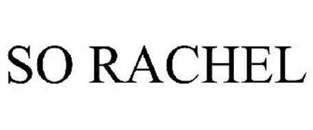 SO RACHEL